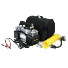 DURITE 4x4 COMPRESSOR 12 VOLT - 2 cilinder - 10 bar compleet
